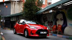 Yeni 2021 Toyota Yaris Türkiye'de