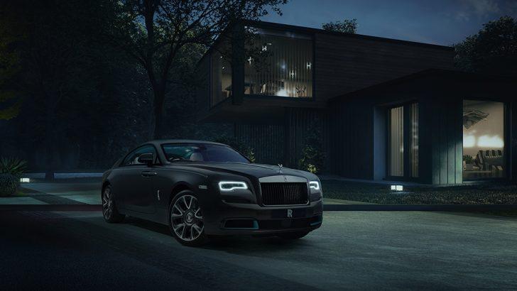 Rolls-Royce, gizemli Wraith Kryptos koduna dair ilk ipucunu açıkladı