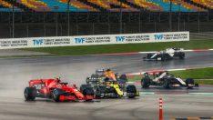 Intercity İstanbul Park'ın ev sahipliği yaptığı yarış en iyi Formula 1 yarışı seçildi
