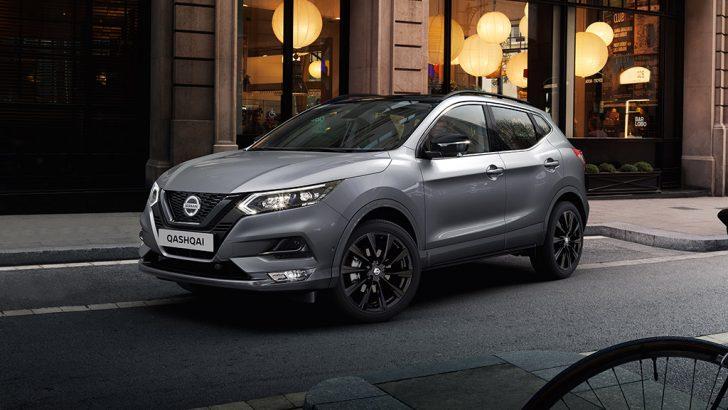 Nissan Qashqai Midnight Edition avantajlı fiyatlarla geliyor