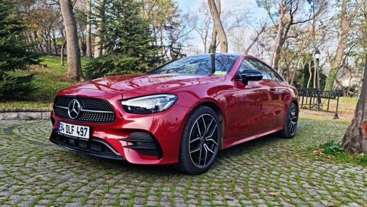 Mercedes'in 'E'sine sporcu versiyon