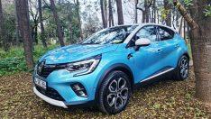 Renault Captur iddialı döndü