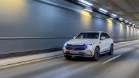 Tamamen elektrikli yeni Mercedes-Benz EQC Türkiye'de