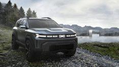 Dacia Bigster Konsept ortaya çıktı