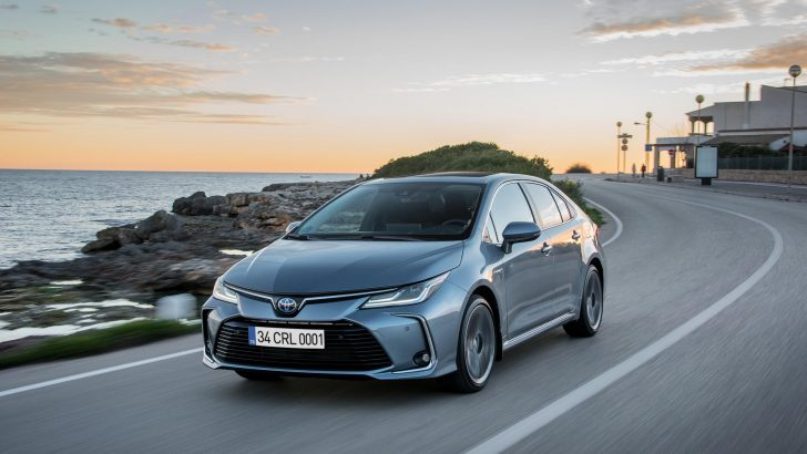 Toyota 2020'de dünya çapında 9.5 milyonluk satış gerçekleştirdi