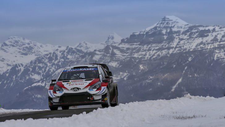 Toyota Gazoo Racing'in hedefi 2021 WRC sezonunu galibiyetle açmak