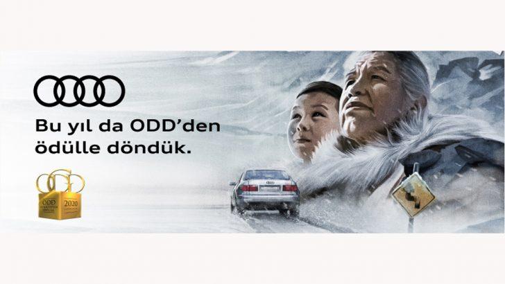 Audi Türkiye quattro ile Gladyatör Ödülü aldı