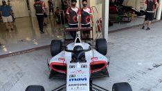 Cem Bölükbaşı Formula 3'te hız kesmiyor