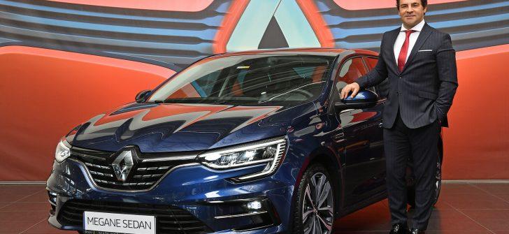 Yeni Renault Megane Sedan Türkiye'de kaç paradan satılacak?