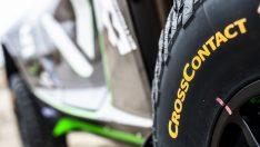 Continental CrossContact Extreme E yarışa hazır!