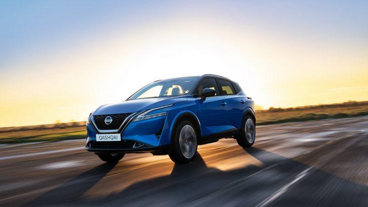 Yeni Nissan Qashqai'nin dünya prömieri yapıldı!