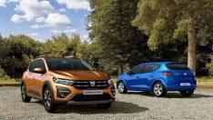 Yeni Dacia Sandero şekil değiştirdi