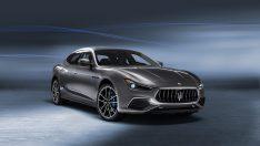 Maserati Ghibli'ye bir ödül daha