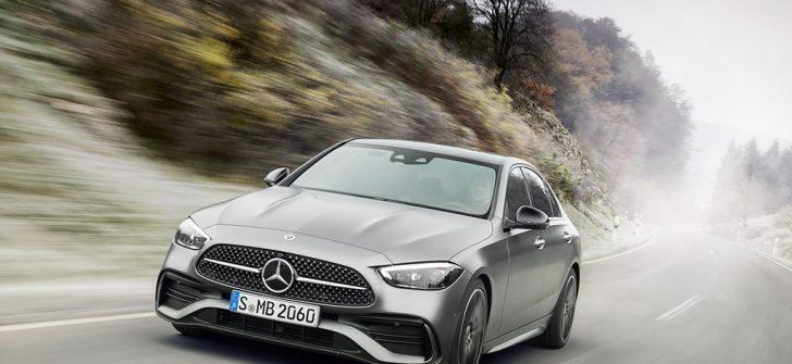 Yeni Mercedes Benz C Serisi tanıtıldı. İşte tüm özellikleri