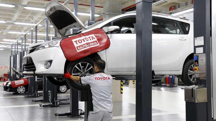 Toyota fırsatları devam ediyor