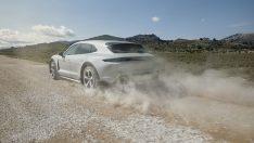 Elektrikli otomobilde farklı bir boyut: Taycan Cross Turismo