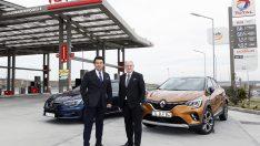 TOTAL istasyonları ve Renault MAİS iş birliğiyle TOTAL Yakıt Garantisi