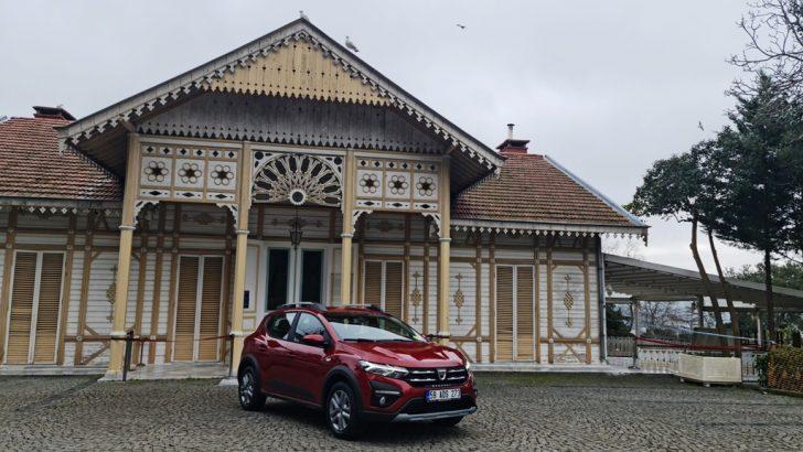 Dacia Sandero Stepway ile yerden yükseldi