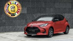 Toyota Yaris Avrupa'da Yılın Otomobili Seçildi