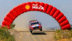 Shell Helix Türkiye Ralli Şampiyonası'nı desteklemeye devam ediyor
