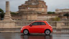 Hibrit Fiat 500 Türkiye'de
