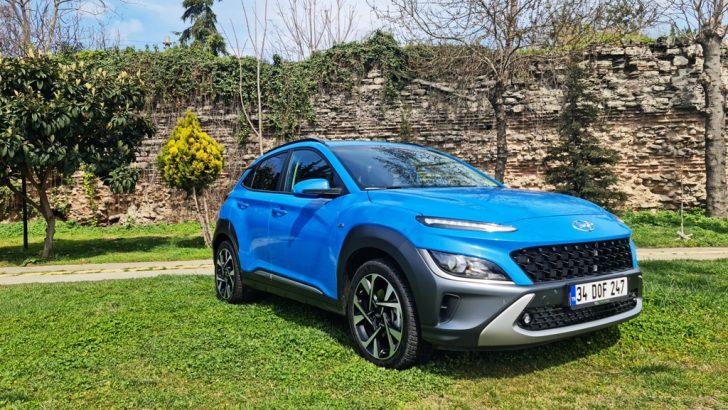 Hyundai, Yeni Kona, hibrit ile artık daha ekonomik