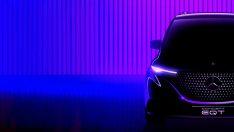 Mercedes-Benz, Concept EQT ile yepyeni bir sınıfa giriş yapmaya hazırlanıyor