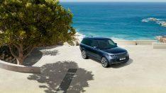 Range Rover yeni versiyon ve donanım seçenekleriyle Türkiye'de