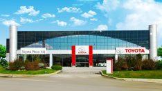 Toyota Plaza ALJ Ankara Avrupa'nın en iyi bayileri arasında
