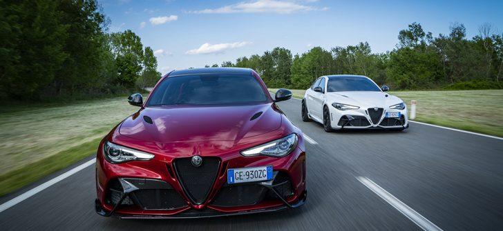 Alfa Romeo Giulia GTA ve Giulia GTAm tanıtıldı