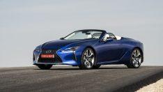 Lexus'dan kusursuz boya atağı