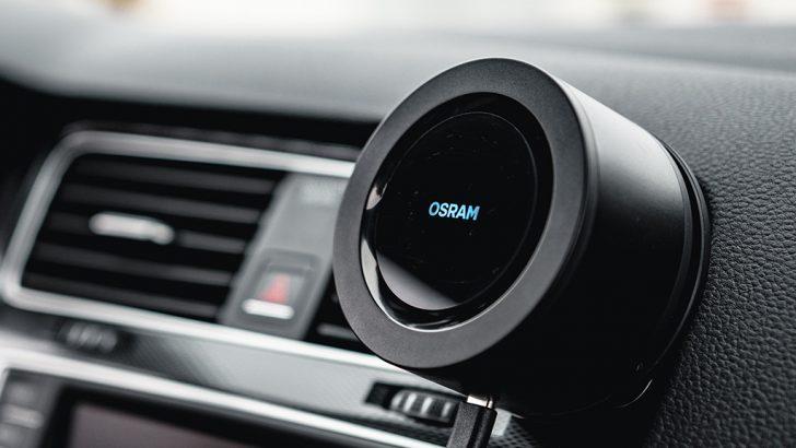 Air Zing Mini ile araçlardaki havanın hijyen standartları değişiyor