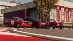 Alfa Romeo 111 Yaşında