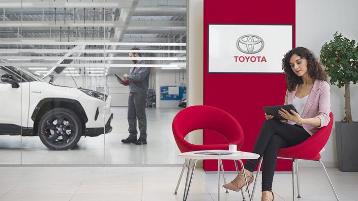 Toyota'dan avantajlı yaz bakım kampanyası