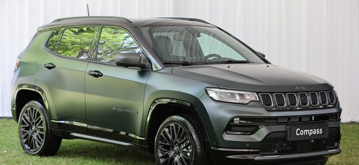 Yenilenen Jeep Compass; Türkiye'de satışa sunuldu