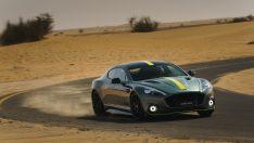 Dünya Çapında Yalnızca 210 Kişi Sahip Olabileceği Lüks Bir Sedan: Aston Martin Rapide AMR
