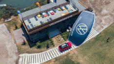 Volkswagen ve Kiteboard ruhu Akyaka'da buluştu