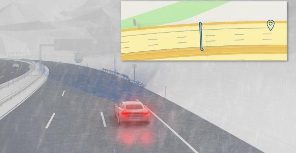 Bosch ve Volkswagen, yüksek çözünürlüklü haritalar için gerçek zamanlı bilgi topluyor