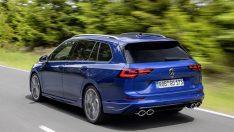 Volkswagen'in hızlı vagonu Golf R Estate Karşınızda!