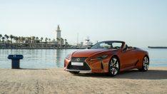 'Dünyanın En Güzel Üstü Açılan Otomobili' Lexus LC 500 Convertible Türkiye'de!