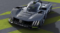 Yeni Peugeot 9×8 Le Mans Hypercar karşınızda