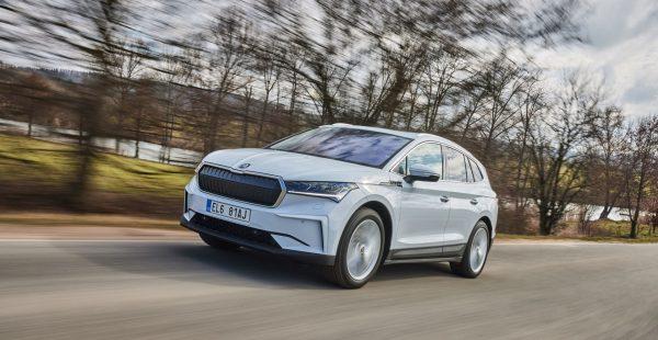 Škoda elektrikli araçlarında da güvenlikten ödün vermiyor