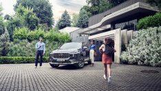 Hyundai Assan, Türkiye'deki SUV model atağına Yeni Santa Fe ile devam ediyor.