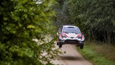 Toyota Estonya Rallisi'nde WRC Galibiyetlerine Yenisini Eklemeyi Hedefliyor!