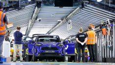 Toyota, B-SUV Modeli Yaris Cross'un Üretimi İçin Düğmeye Bastı!