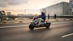 Yeni BMW Motorrad CE 04 2022'nin İlk Çeyreğinde Türkiye'de!