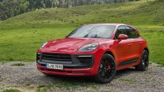 Porsche Macan GTS, güncellenirken gücünden taviz vermedi!