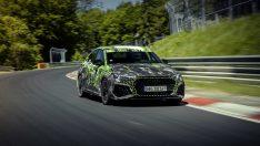 Audi RS3, Nürburgring'de Kompakt Sınıf Rekoru Kırdı