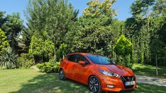 Nissan Micra artık çok daha sportif