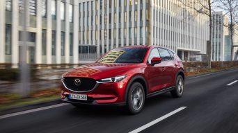 Mazda CX-5 Dayanıklılık Testini 'A' ile Geçti